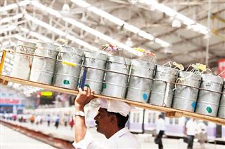Những người đưa cơm ở Mumbai