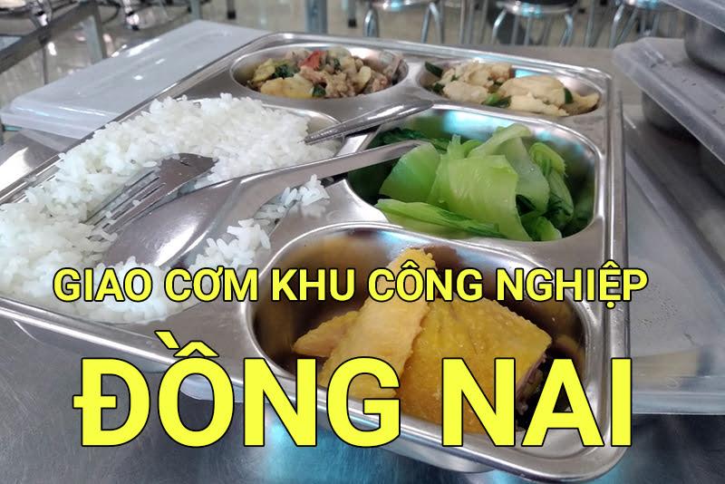 Giao cơm công nghiệp tại Đồng Nai, cung cấp cơm cho các công ty tại Đồng Nai
